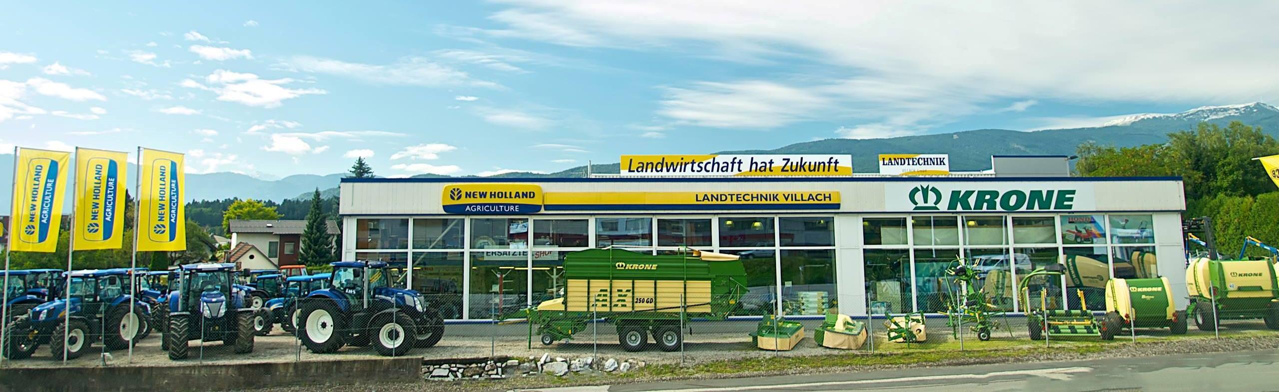 Landtechnik-Villach-Hauptbetrieb